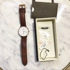 Daniel Wellington 36mm St Mawes watch
